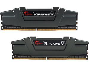 G.SKILL Ripjaws V Series 16GB (2 x 8GB) 288-Pin DDR4 SDRAM DDR4 2800 (PC4 22400) Intel Z170 Platform Desktop Memory Model F4-2800C16D-16GVG