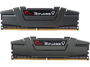 G.SKILL Ripjaws V Series 16GB (2 x 8GB) 288-Pin DDR4 SDRAM DDR4 3000 (PC4 24000) Intel Z170 Platform Desktop Memory Model F4-3000C15D-16GVGB