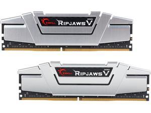 G.SKILL Ripjaws V Series 16GB (2 x 8GB) 288-Pin DDR4 SDRAM DDR4 3200 (PC4 25600) Intel Z170 Platform Desktop Memory Model F4-3200C16D-16GVS
