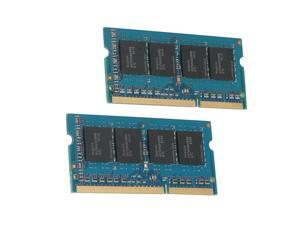 CORSAIR 8GB (2 x 4GB) 204-Pin DDR3 SO-DIMM DDR3 1066 (PC3 8500) Laptop Memory Model CM3X8GSDKIT1066 G