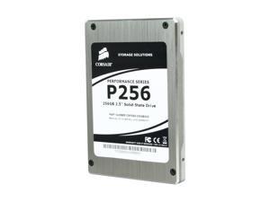 """Corsair P256 CMFSSD-256GBG2D 2.5"""" 256GB SATA II MLC Internal Solid State Drive (SSD)"""