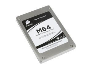 "Corsair CMFSSD-64N1 2.5"" MLC Internal Solid State Drive (SSD)"