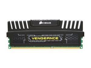 CORSAIR Vengeance 4GB 240-Pin DDR3 SDRAM DDR3 1600 (PC3 12800) Desktop Memory Model CMZ4GX3M1A1600C9