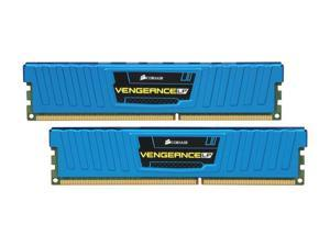 CORSAIR Vengeance LP 4GB (2 x 2GB) 240-Pin DDR3 SDRAM DDR3 1600 (PC3 12800) Desktop Memory Model CML4GX3M2A1600C9B