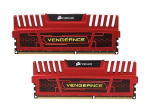 CORSAIR Vengeance 8GB (2 x 4GB) 240-Pin DDR3 SDRAM DDR3 2133 (PC3 17000) Desktop Memory Model CMZ8GX3M2A2133C11R