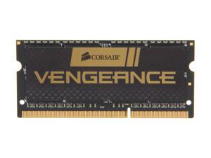 CORSAIR Vengeance 8GB 204-Pin DDR3 SO-DIMM DDR3 1600 (PC3 12800) Laptop Memory Model CMSX8GX3M1A1600C10