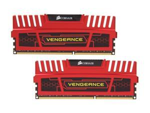 CORSAIR Vengeance 8GB (2 x 4GB) 240-Pin DDR3 SDRAM DDR3 2133 Desktop Memory Model CMZ8GX3M2X2133C9R