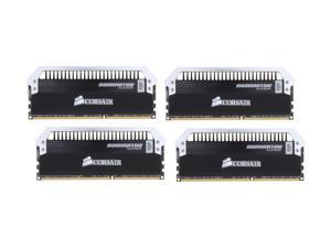 CORSAIR Dominator Platinum 16GB (4 x 4GB) 240-Pin DDR3 SDRAM DDR3 2133 Desktop Memory Model CMD16GX3M4A2133C9