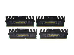CORSAIR Vengeance Performance 32GB (4 x 8GB) 240-Pin DDR3 SDRAM DDR3 1866 Desktop Memory Model CMZ32GX3M4A1866C9
