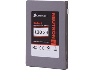 "Corsair Neutron Series GTX CSSD-N120GBGTXB-BK 2.5"" 120GB SATA III Internal Solid State Drive (SSD)"