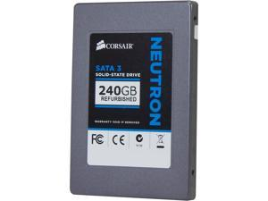 "Corsair Neutron Series CSSD-N240GB3/RF2 2.5"" Internal Solid State Drive (SSD) Manufactured Recertified"