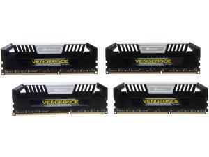 CORSAIR Vengeance Pro 32GB (4 x 8GB) 240-Pin DDR3 SDRAM DDR3 2133 (PC3 17000) Desktop Memory Model CMY32GX3M4A2133C11