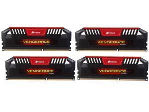 CORSAIR Vengeance Pro 16GB (4 x 4GB) 240-Pin DDR3 SDRAM DDR3 2933 Desktop Memory