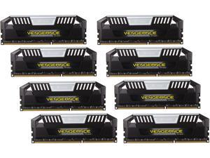 CORSAIR Vengeance Pro 64GB (8 x 8GB) 240-Pin DDR3 SDRAM DDR3 1866 (PC3 14900) Desktop Memory Model CMY64GX3M8A1866C9