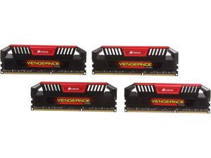 CORSAIR Vengeance Pro 32GB (4 x 8GB) 240-Pin DDR3 SDRAM DDR3 2400 (PC3 19200) Desktop Memory Model CMY32GX3M4A2400C11R