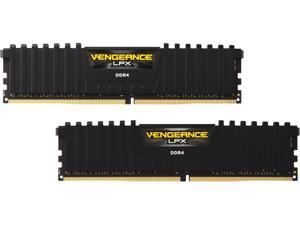 CORSAIR Vengeance LPX 8GB (2 x 4GB) 288-Pin DDR4 SDRAM DDR4 2133 (PC4 17000) Desktop Memory Model CMK8GX4M2A2133C13