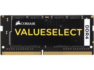 CORSAIR ValueSelect 8GB 260-Pin DDR4 SO-DIMM DDR4 2133 (PC4 17000) Laptop Memory Model CMSO8GX4M1A2133C15