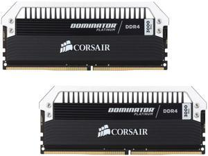 CORSAIR Dominator Platinum 16GB (2 x 8GB) 288-Pin DDR4 SDRAM DDR4 3000 (PC4 24000) Memory Kit Model CMD16GX4M2B3000C15