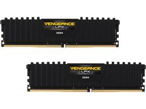 CORSAIR Vengeance LPX 32GB (2 x 16GB) 288-Pin DDR4 SDRAM DDR4 2666 (PC4 21300) Memory Kit Model CMK32GX4M2A2666C16