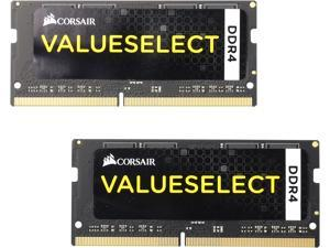CORSAIR ValueSelect 8GB (2 x 4GB) 260-Pin DDR4 SO-DIMM DDR4 2133 (PC4 17000) Laptop Memory Model CMSO8GX4M2A2133C15