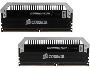 CORSAIR Dominator Platinum 32GB (2 x 16GB) 288-Pin DDR4 SDRAM DDR4 3000 (PC4 24000) Desktop Memory Model CMD32GX4M2B3000C15