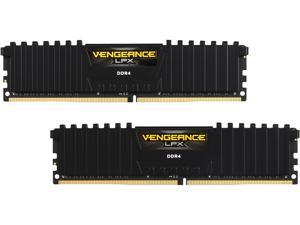 CORSAIR Vengeance LPX 32GB (2 x 16GB) 288-Pin DDR4 SDRAM DDR4 3200 (PC4 25600) Desktop Memory Model CMK32GX4M2B3200C16