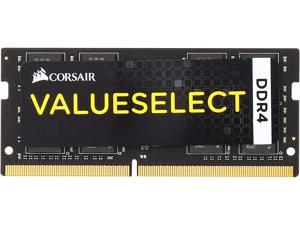 CORSAIR ValueSelect 16GB 260-Pin DDR4 SO-DIMM DDR4 2133 (PC4 17000) Laptop Memory Model CMSO16GX4M1A2133C15