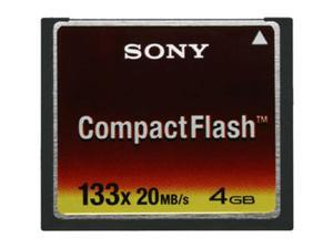 SONY 4GB Compact Flash (CF) Flash Card