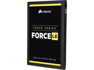 "Corsair Force LE 2.5"" 240GB SATA III TLC Internal Solid State Drive (SSD) CSSD-F240GBLEB/RF2"