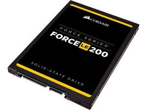 "Corsair Force LE200 2.5"" 240GB SATA III TLC Internal Solid State Drive (SSD) CSSD-F240GBLE200"