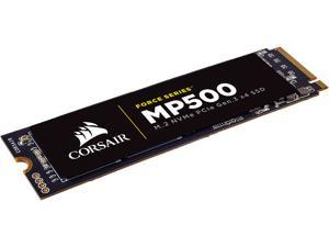 Corsair Force MP500 M.2 2280 240GB PCI-Express 3.0 x4 MLC Internal Solid State Drive (SSD) CSSD-F240GBMP500
