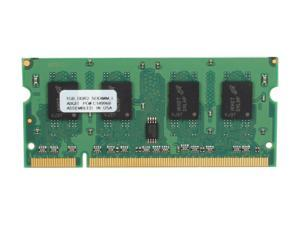 PNY Optima 1GB 200-Pin DDR2 SO-DIMM DDR2 533 (PC2 4200) Laptop Memory Model MN1024SD2-533