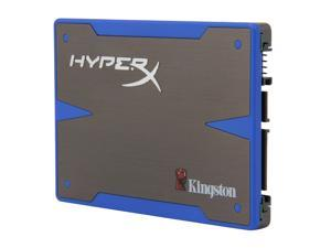 "Kingston HyperX SH100S3B/480G 2.5"" MLC Internal Solid State Drive (SSD) (HyperX Upgrade Kit)"