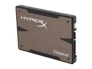 "Kingston HyperX 3K 2.5"" 90GB SATA III MLC Internal Solid State Drive (SSD) (Stand-Alone Drive) SH103S3/90G"