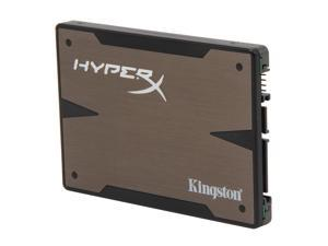 "Kingston HyperX 3K SH103S3/240G 2.5"" 240GB SATA III MLC Internal Solid State Drive (SSD) (Stand-Alone Drive)"