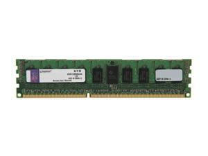 Kingston 4GB 240-Pin DDR3 SDRAM Server Memory SR x4 Intel Model KVR13R9S4/4I