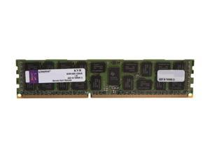 Kingston 8GB 240-Pin DDR3 SDRAM ECC Registered DDR3 1600 (PC3 12800) Server Memory DR x4 Model KVR16R11D4/8