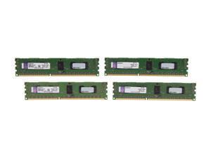 Kingston 8GB (4 x 2GB) 240-Pin DDR3 SDRAM Server Memory SR x8 Model KVR16R11S8K4/8