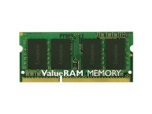 Kingston ValueRAM 2GB 204-Pin DDR3 SO-DIMM DDR3 1066 (PC3 8500) Laptop Memory