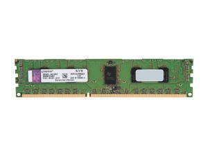 Kingston 2GB 240-Pin DDR3 SDRAM ECC Registered DDR3 1333 Server Memory SR x8 1.35V w/TS Model KVR13LR9S8/2