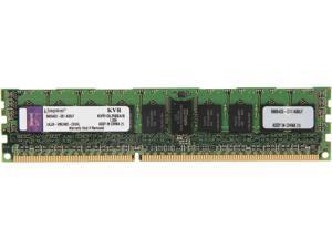 Kingston 8GB 240-Pin DDR3 SDRAM ECC Registered DDR3 1333 Server Memory Model KVR13LR9S4/8