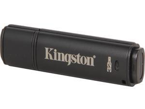 Kingston DataTraveler 6000 32GB USB 2.0 Flash Drive 256bit AES Encryption