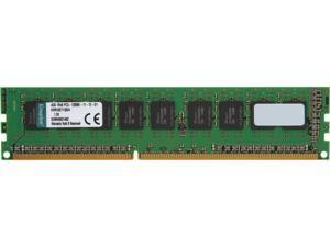 Kingston 4GB 240-Pin DDR3 SDRAM ECC Unbuffered DDR3 1600 (PC3 12800) Server Memory Model KVR16E11S8/4
