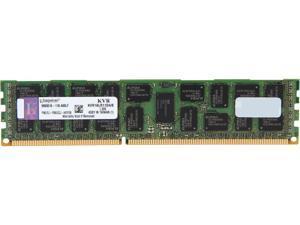 Kingston 8GB 240-Pin DDR3 SDRAM ECC Registered DDR3 1600 (PC3 12800) Server Memory Model KVR16LR11D4/8