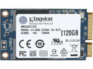 Kingston 120GB Mini-SATA (mSATA) MLC SMS200S3/120G