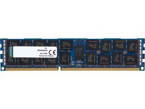 Kingston 16GB 240-Pin DDR3 SDRAM ECC Registered DDR3 1866 (PC3 14900) Server Memory Model KVR18R13D4/16