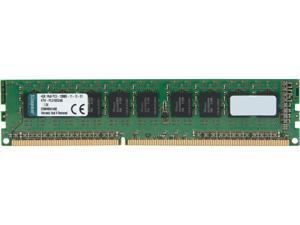 Kingston 4GB 240-Pin DDR3 SDRAM ECC DDR3 1600 (PC3 12800) Single Rank Server Memory Model KTH-PL316ES/4G
