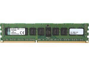 Kingston 8GB 240-Pin DDR3 SDRAM ECC Registered DDR3 1333 (PC3 10600) Server Memory Model KVR13LR9D8/8