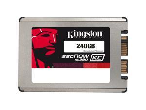 "Kingston SSDNow KC380 1.8"" 240GB Micro-SATA 6Gb/s Internal Solid State Drive (SSD) SKC380S3/240G"