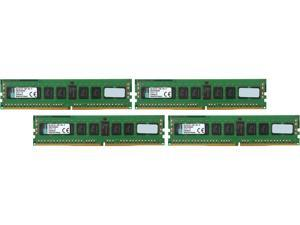 Kingston 32GB (4 x 8GB) 288-Pin DDR4 SDRAM ECC Registered DDR4 2133 (PC4 17000) Server Memory Model KVR21R15S4K4/32